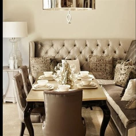 sofa as dining room seating 33 best dining room images on dining rooms