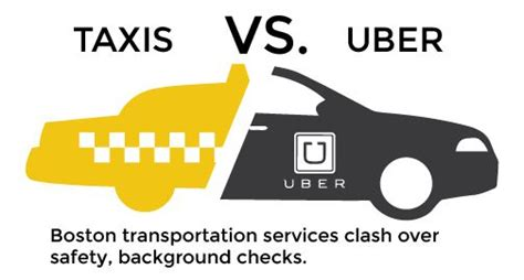 Uber Background Check Company Taxi Rideshare Companies Debate Safe Hiring Practices The Daily Free Press