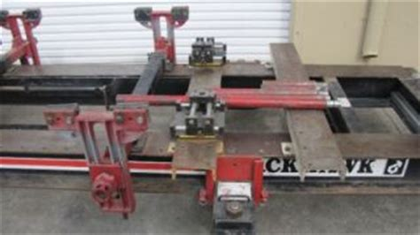 blackhawk frame bench ch frame straightening equipment on popscreen