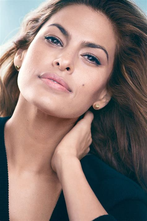 eva mendes eva mendes named new face of estee lauder