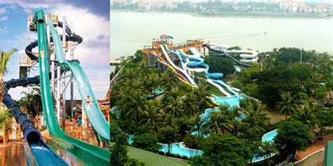 theme park names around the world buzzfeed names hanoi saigon water parks among the coolest