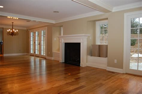 hardwood floor whole house renovation in wayne pa