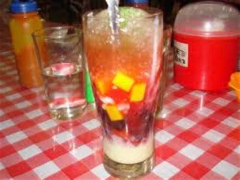 membuat es lilin warna warni cara membuat minuman segar es warna warni