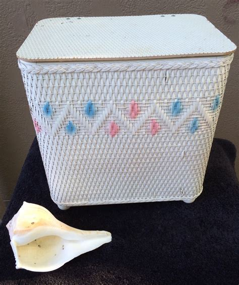 Vintage Mid Century Nursery Laundry Her Baby Clothes Laundry For Nursery