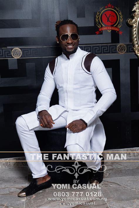 africa ware design men nigerian fashion lable yomi casual presents it s