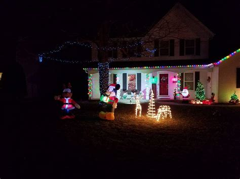 good christmas lights in the east valley 2018 best lights near the fox valley 50 displays 2018