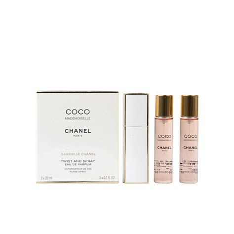 Parfum Twist ean 3145891164008 coco mademoiselle gabrielle chanel twist and spray edp 3 x 7 oz 3 x 20 ml