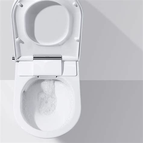 toilet and douche axent one douche wc inclusief bidet