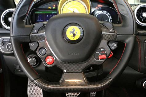 ferrari steering wheel 2016 ferrari california t review digital trends