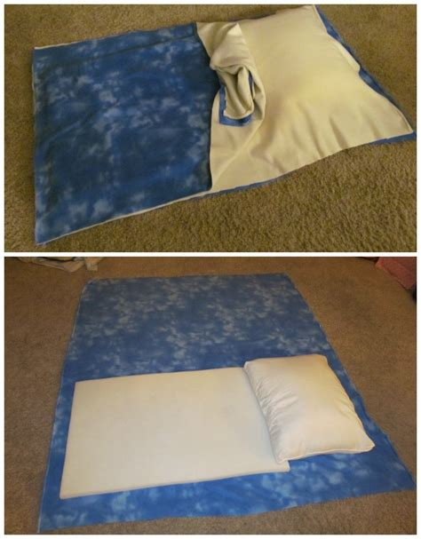 Mat Tutorial by Diy Baby Pillowcase Sleeping Bag Patterns And Tutorial