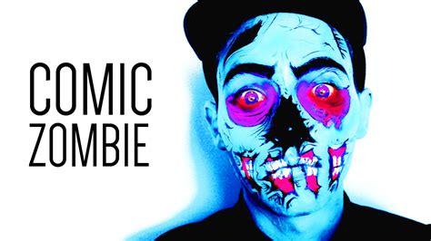 tutorial zombie disfraz tutorial disfraz comic pop zombie diego dom youtube