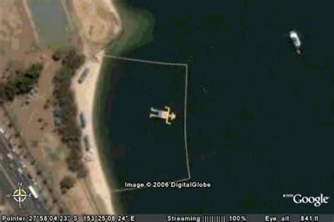 imagenes raras vistas desde google earth las veinte im 225 genes m 225 s impactantes vistas en google earth