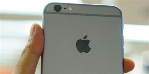 Kamera Belakang Iphone 6plus Original Belakang Iphone 6 Plus logo apple di iphone bakal ada fungsinya kompas