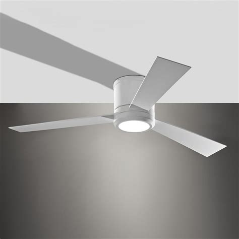 modern flush mount ceiling fan popular 225 list white modern ceiling fan