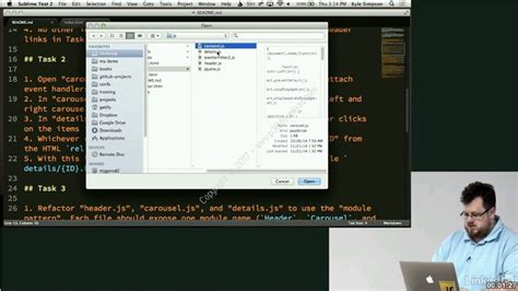 javascript pattern substitution lynda organizing javascript functionality a2z p30 download