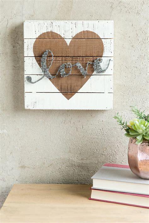 copper love string art wall decor francescas