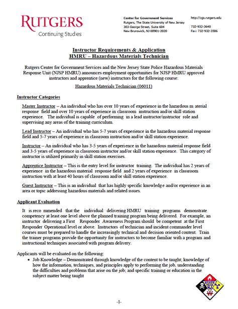rutgers resume resume ideas