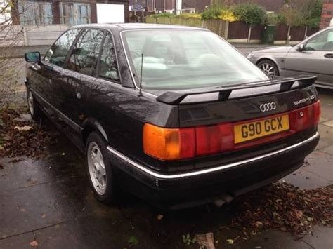 for sale audi 90 20v quattro 1989 classic cars hq