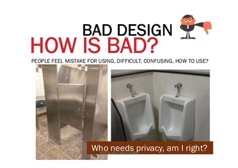 bad designer bad design
