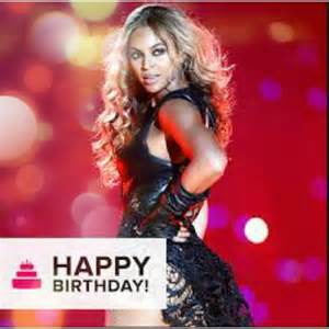 Beyonce Birthday Meme - fans celebrate beyonc 233 on her 33rd birthday