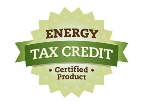 energy tax credits for home improvements energy