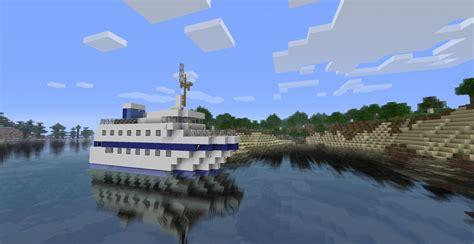 minecraft ferry boat mod quot stallion express quot a short range ferry minecraft project