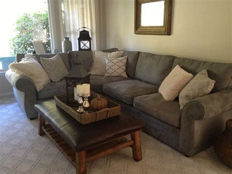 pottery barn pearce sofa pottery barn pearce home
