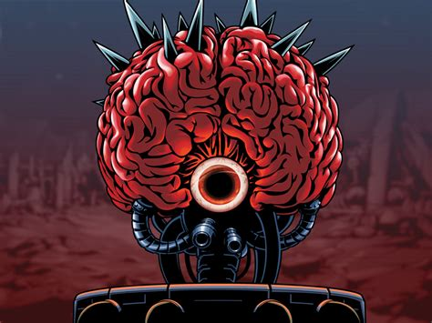 mother brain character giant bomb