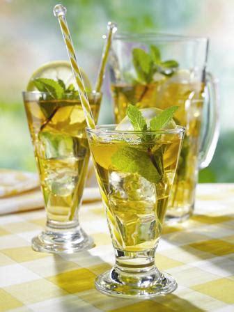 herbal iced tea recipes