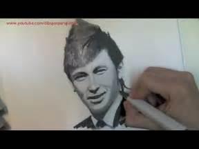 imagenes a blanco y negro de besos retrato en blanco y negro de neymar con rotuladores