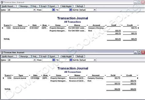Void Check Report In Quickbooks by Downtown Bookkeeping Voiding A Check From A Previous Period