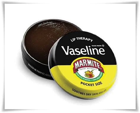 Yay Or Nay Vaseline by Most Vaseline Marmite Lip Therapy
