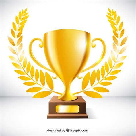 Imagenes De Trofeos Vulgares | trofeo dorado descargar vectores gratis