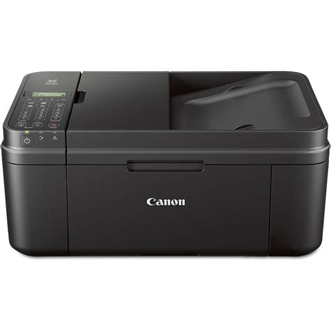 Printer Canon With Scanner canon pixma mx490 wireless office all in one printer
