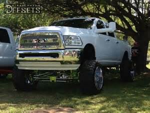 Truck Wheels Offset Wheel Offset 2012 Dodge Ram Aggressive 3 Suspension