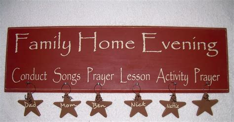 family home evening for ones a year of fhe lessons for the family books vinyl masterpiece family home evening board