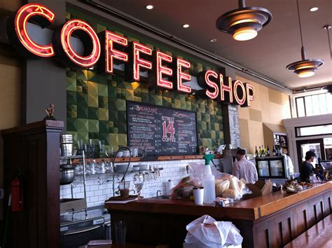 how to open a coffee shop business