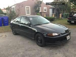 1995 honda civic ex coupe 2 door 1 6l