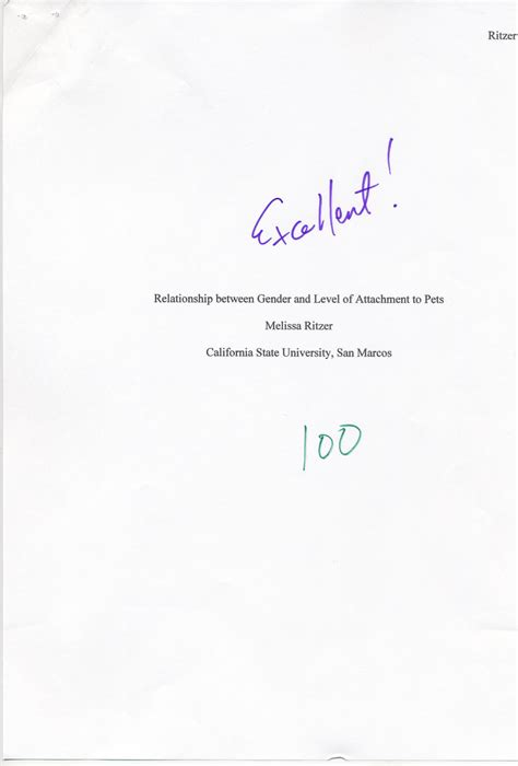 10 title page for research paper ledger page