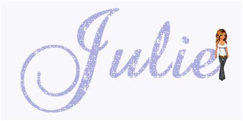 école De Julie Lettre G Prenoms Julie