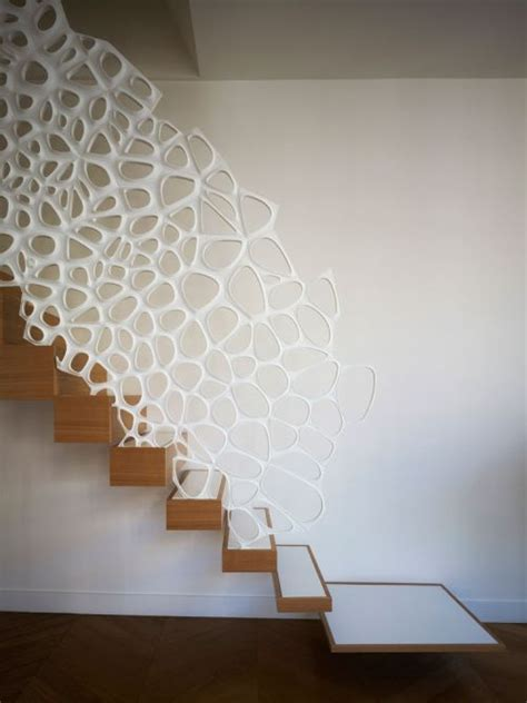 Corian Material For Interior Custom Corian Railing Interior S Beautiful