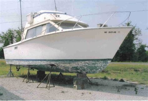 fishing boat for sale under 1000 1965 33 pacemaker diesel project under 1 000 wilmington