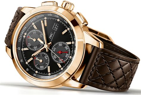 Iwc Scaffhausen redesigned iwc ingenieur chronograph special edition