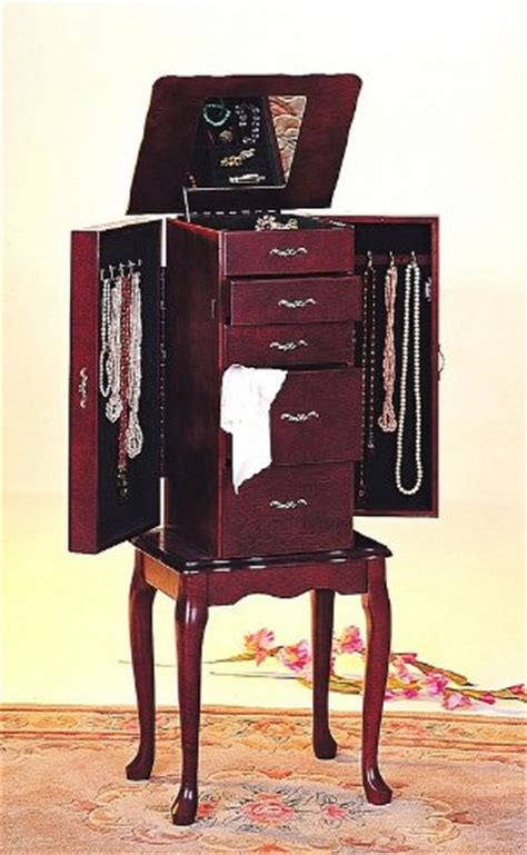 Black Friday Jewelry Armoire Sale black friday jewelry armoire by coaster furniture cyber