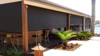 Outdoor patio blinds at lowes outdoor blinds deck patio shade ideas