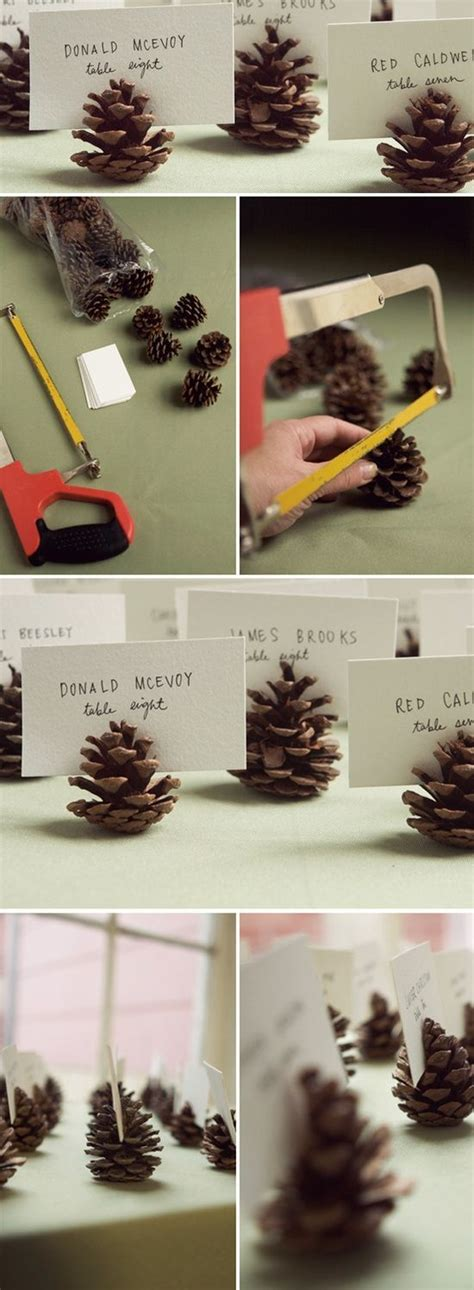 place card holder ideas best 25 cing party foods ideas on pinterest
