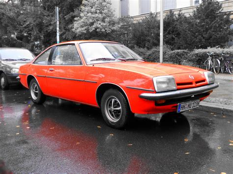 opel orange opel manta b orange transaxle alias toprope flickr
