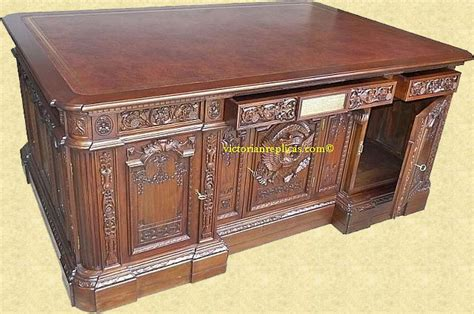 our reproduction of the president s resolute desk inthe