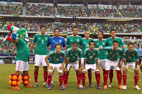 El Tri De Mexico Futbol Calendario M 233 Xico Abre El Hexagonal Como Local Ante Jamaica Futbol
