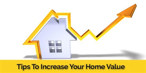 Increase Home Value | 5 tricks and tips that will increase your home value
